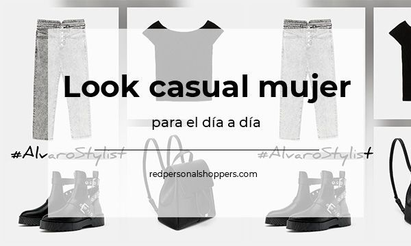 look casual mujer